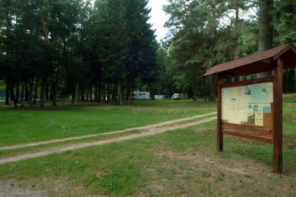 Aire naturelle de camping Hohenfels, Dambach, Alsace