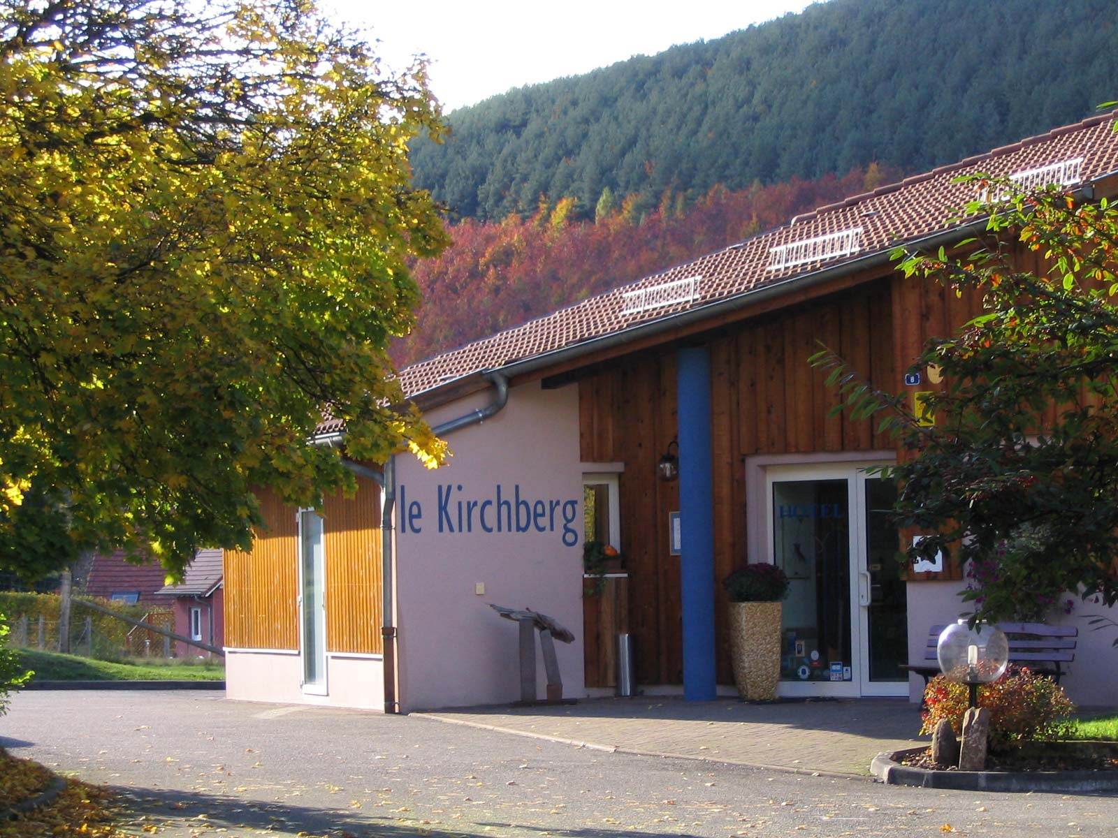 ©Résidence-Hôtel Le Kirchberg
