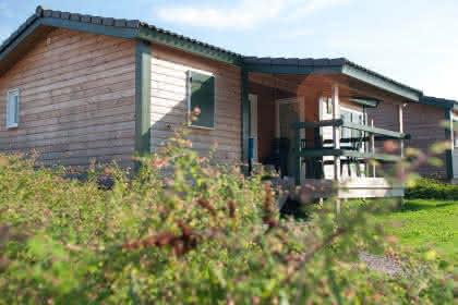 Camping-caravaning l'Oasis, Oberbronn, Alsace, hameau du coteau