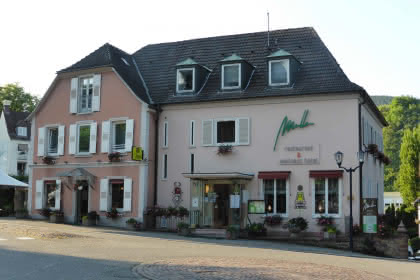 Restaurant Muller, Niederbronn-les-Bains, Alsace