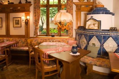 Restaurant L'Alexain, Niederbronn-les-Bains, Alsace