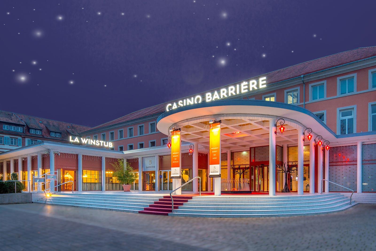Casino Barrière, Niederbronn-les-Bains, Alsace