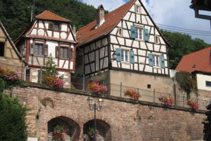 Circuit historique, Oberbronn, Alsace