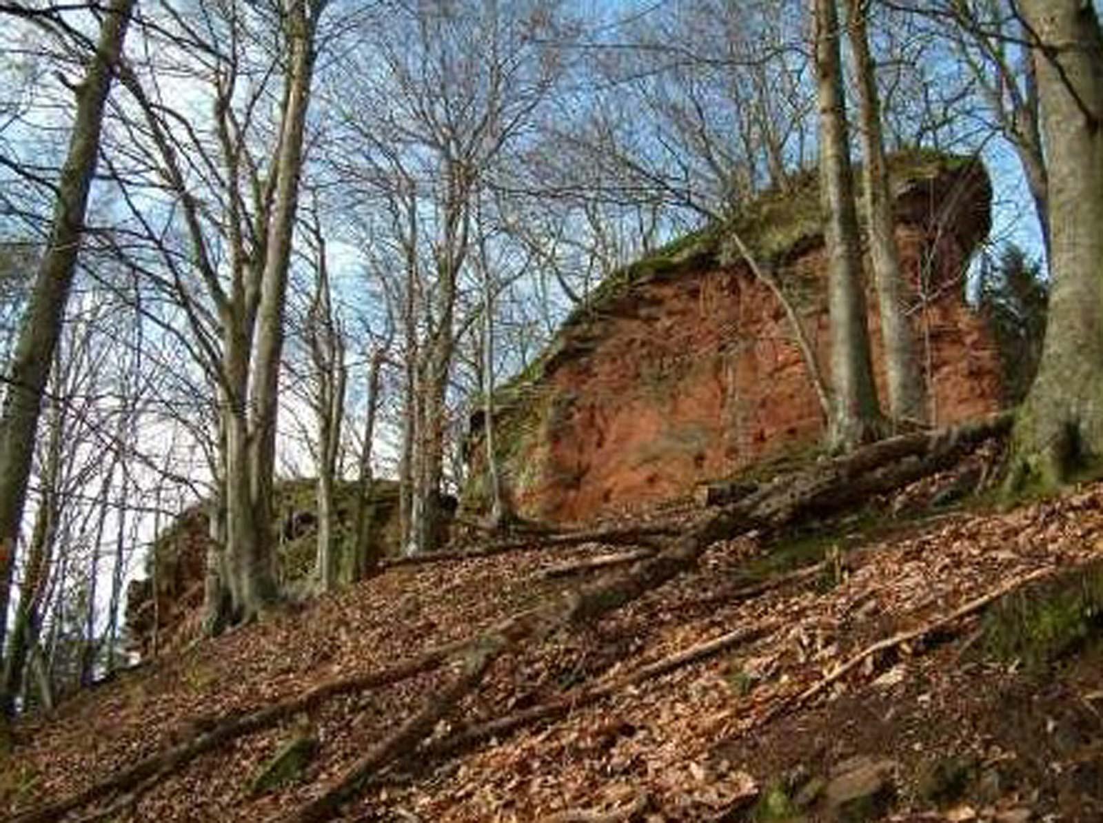 Château du Wittschloessel, Dambach, Alsace