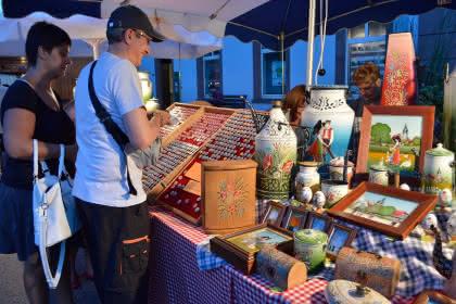 Découvertes artisanales, Nuit Artisanale, Niederbronn-les-Bains, Alsace
