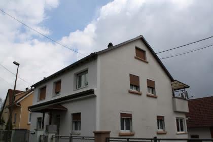 Meublé de M. Ketterer, Niederbronn-les-Bains, Alsace