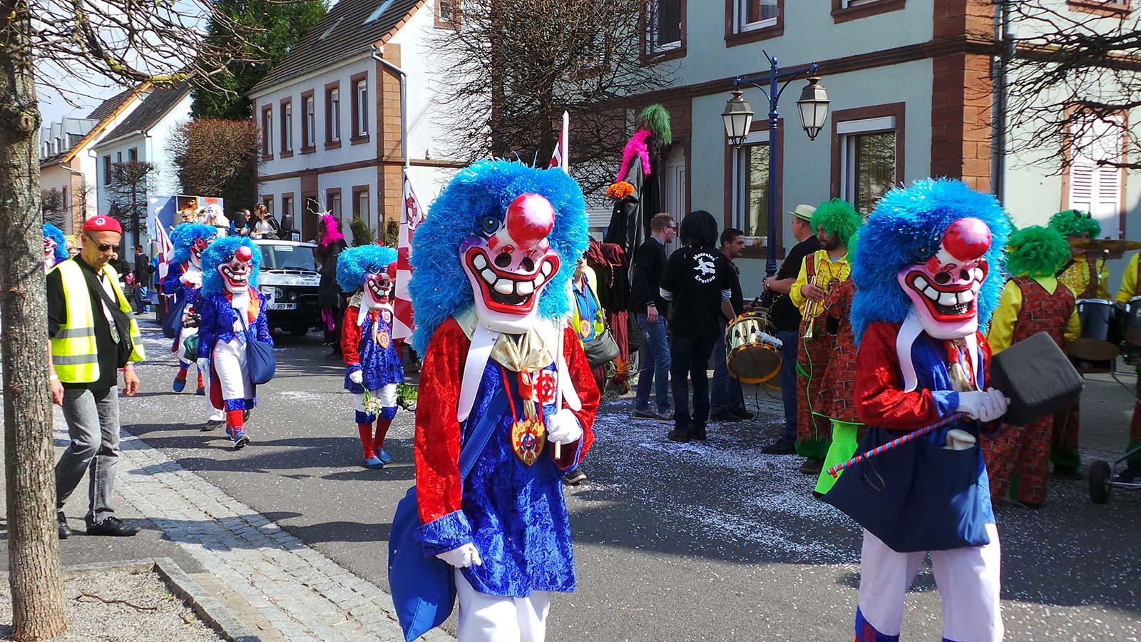 Carnaval, Reichshoffen
