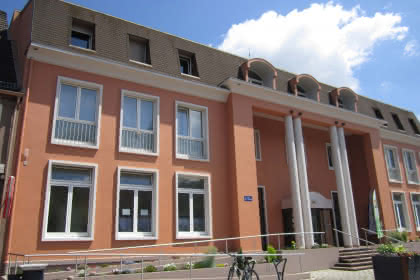 Etablissement thermal, Valvital, Niederbronn-les-Bains