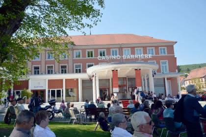 Animations musicales tout au long de la saison estivale, Niederbronn-les-Bains