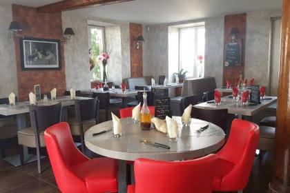 Restaurant La Romaine, Niederbronn-les-Bains, Alsace