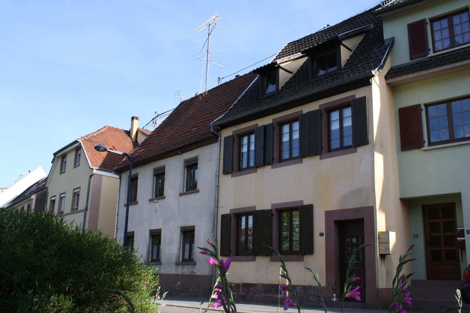 Meublé de Mme Gambs, Niederbronn-les-Bains, Alsace