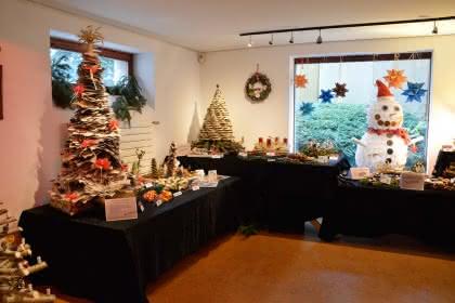 Créations originales et authentiques de décors de Noël, Niederbronn-les-Bains