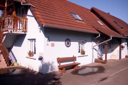Meublé de M. Heintz, Dambach, Alsace