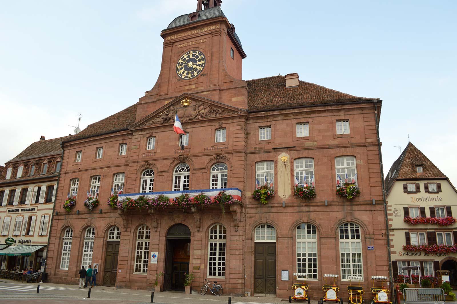 Von Wissembourg nach Wissembourg, 4 Tage Wanderung, Elsass