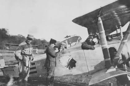 Exposition : L'escadrille Lafayette en 1916/1918, Musée du fer, Reichshoffen, Alsace