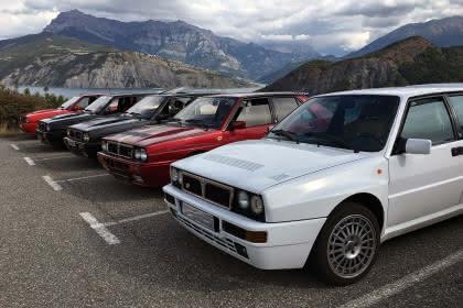 ©Scuderia Lancia Integrale