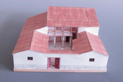 Exposition temporaire à la maison de l'acrhéologie, Niederbronn-les-Bains