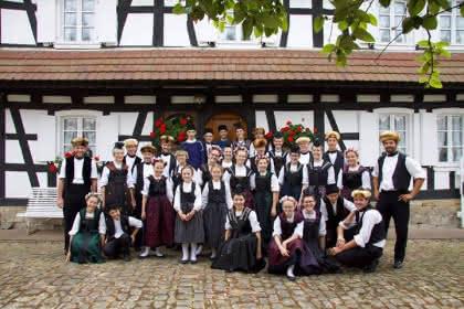 Groupe Folklorique de Hunspach