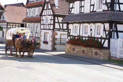 Commune de Hunspach