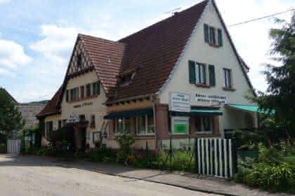 Hôtel au Naturel Alsace Village
