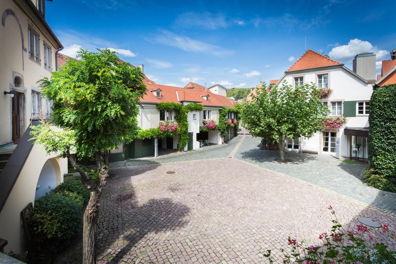 Cour d'Alsace