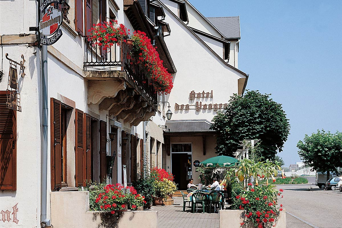 Hôtel les Vosges