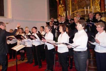 chorale Sainte Cécile d'Ohlungen