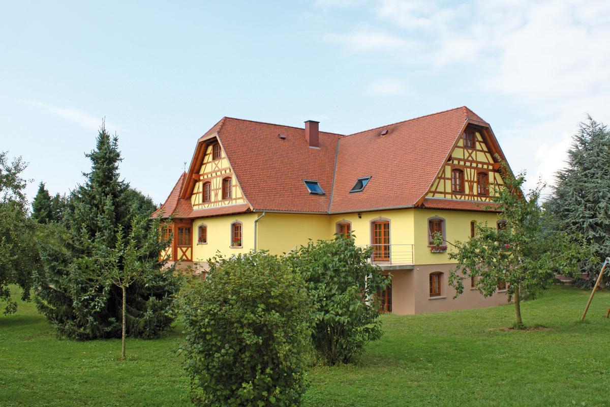 Chambres d'Hotes de Mme Koessler, Griesheim près Molsheim, Alsace