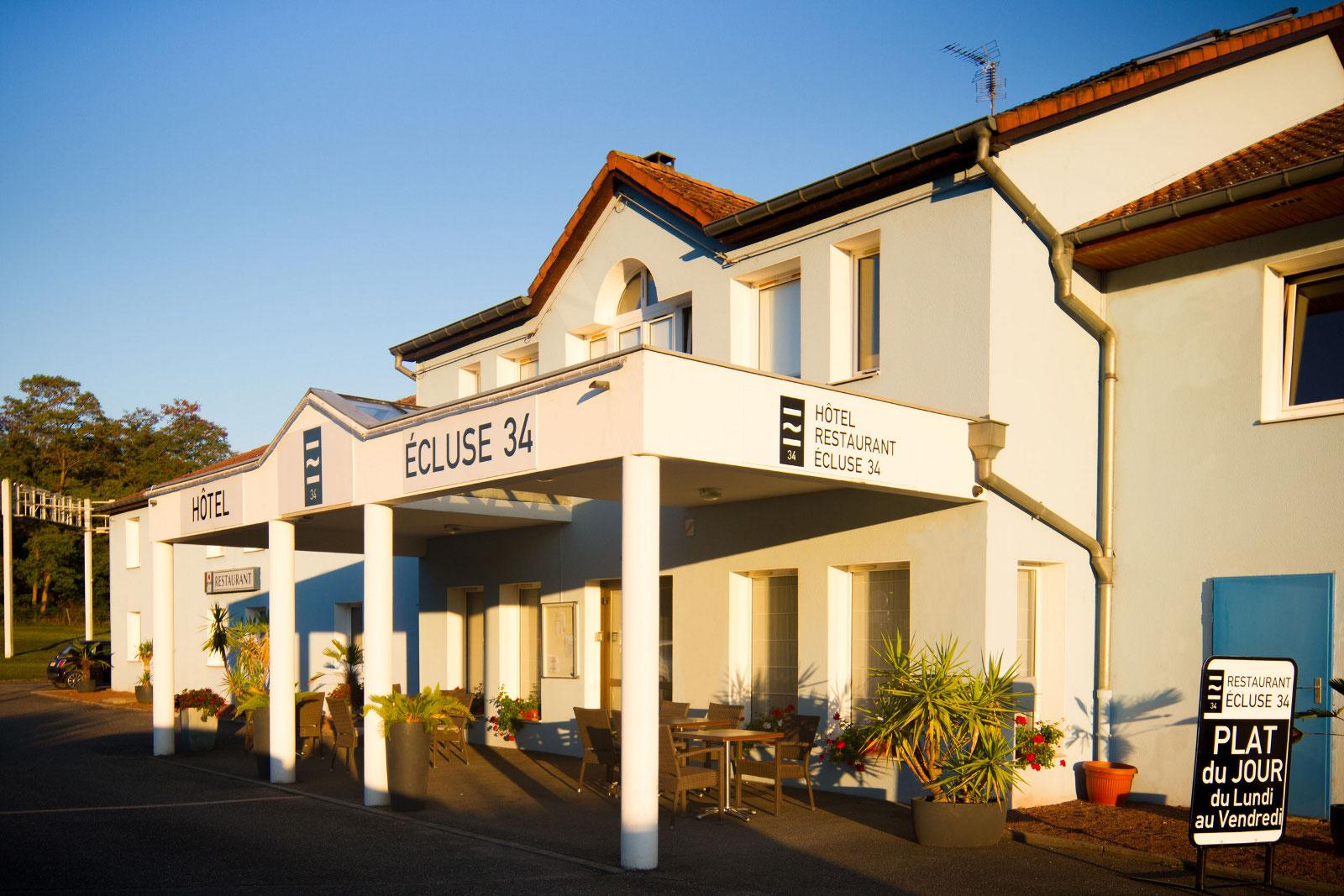 Crédit photo : Hotel Ecluse 34 (photo non contractuelle).