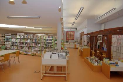 Bibliothèque Châtenois