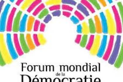 Forum mondial de la démocratie