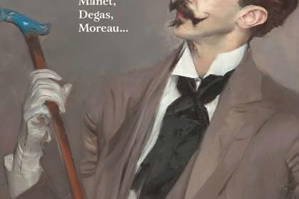 Giovanni Boldini, Le comte Robert de Montesquiou, 1897. Paris, musée d'Orsay Photo ©RMN-Grand Palais (musée d'Orsay) / Hervé Lewandowski