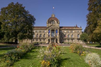 Palais du Rhin - Philippe de Rexel