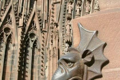 Détail cathédrale - Sébastien Hanssens