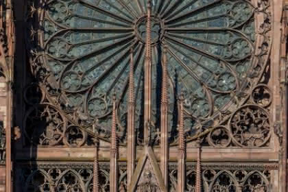 Façade cathédrale - Philippe de Rexel
