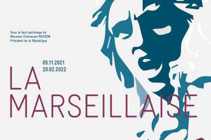 'Rouget de Lisle chantant la Marseillaise pour la première fois', Isidore Pils, 1849 - Musée historique de Strasbourg - Photo Mathieu Bertola