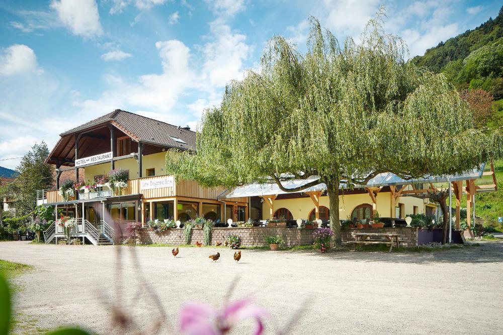 Hôtel-restaurant les Bagenelles