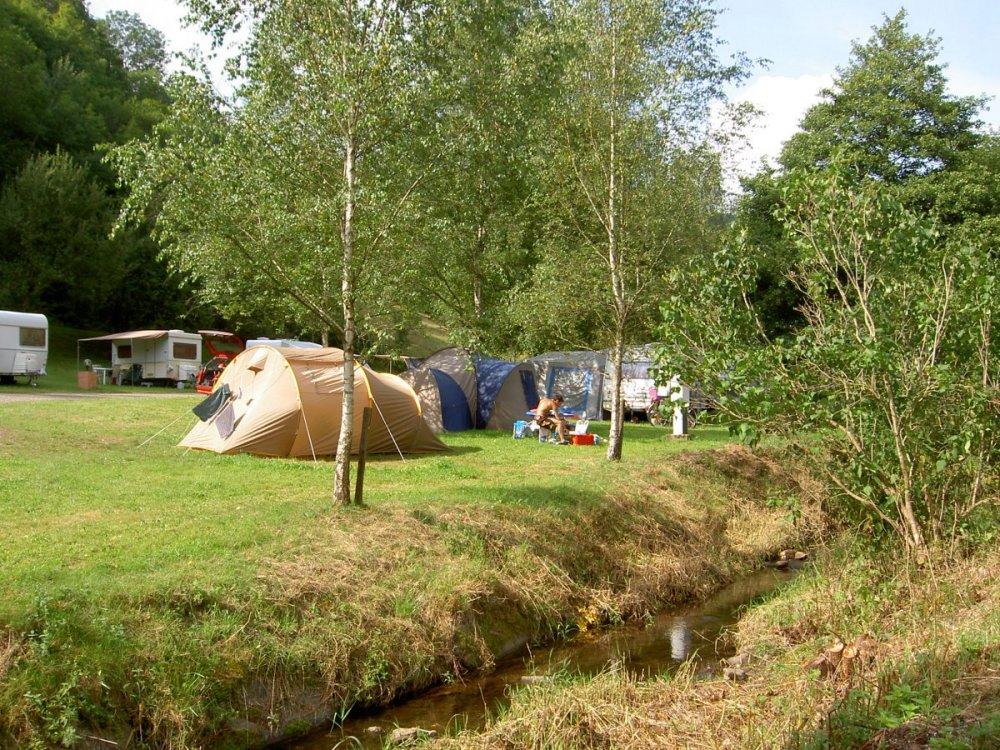 Camping les Bouleaux