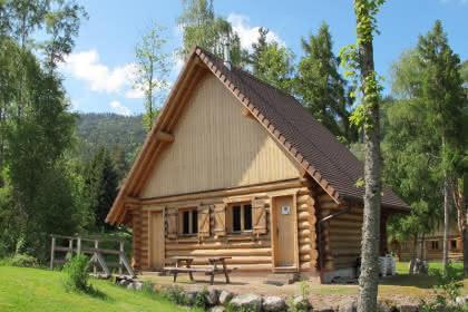 Les Lodges - Chalet Eglantine 4/6 Personnes (80m2) - Exterieur