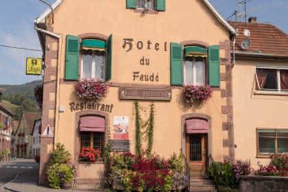 Hôtel Restaurant du Faudé