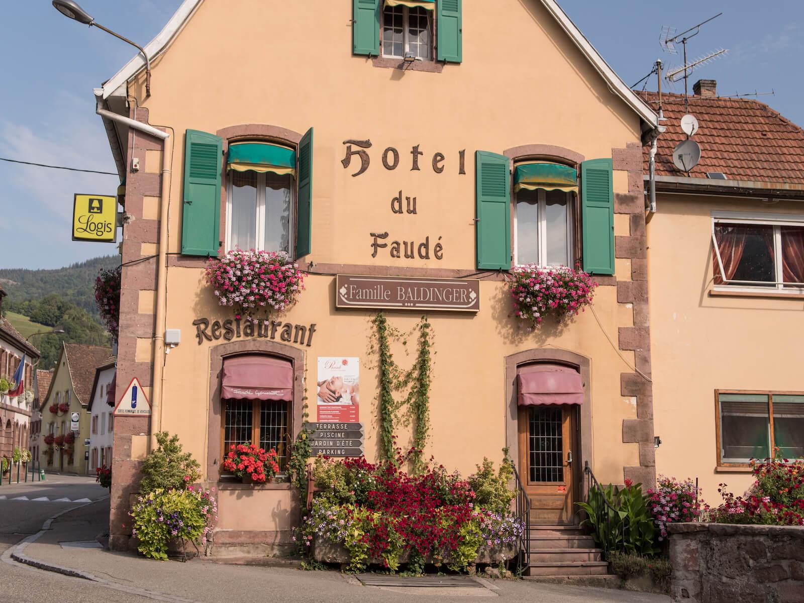 Hotel du Faudé