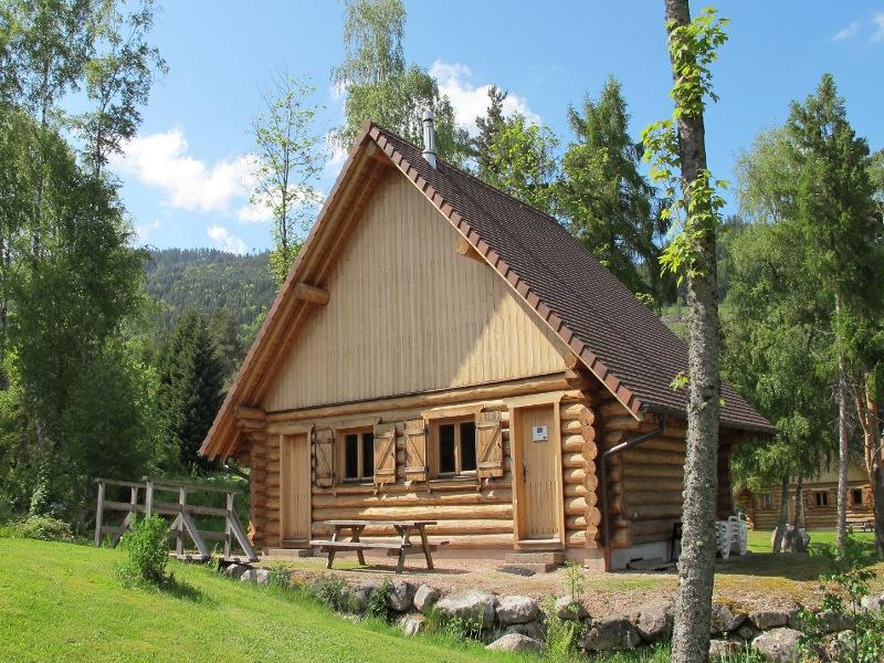 Les Lodges - Chalet Aubépine 2/4 Personnes (50m2) - Exterieur
