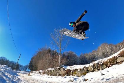 Switch Snowboard