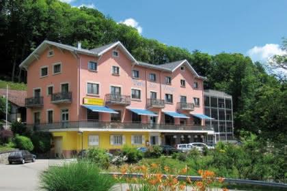 Hôtel Perle des Vosges - Muhlbach sur Munster, Alsace