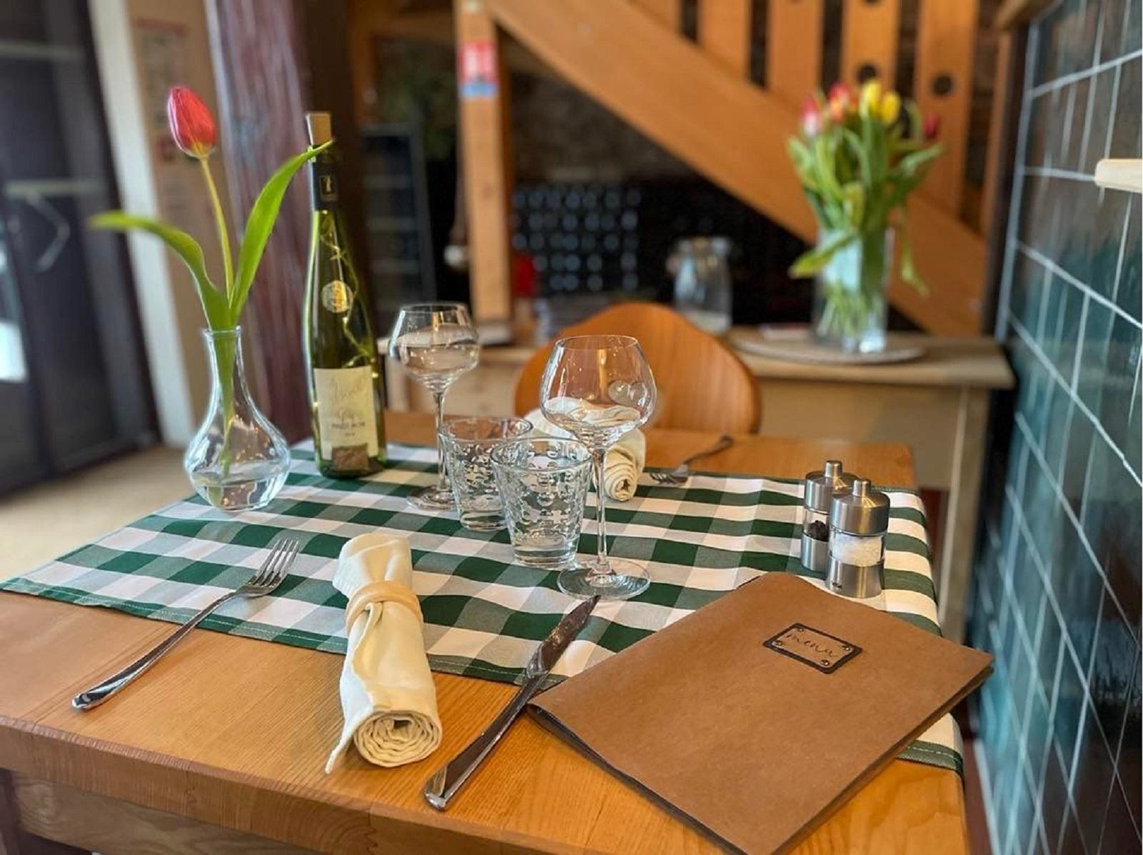 Restaurant Au P'tit Munster - Alsace