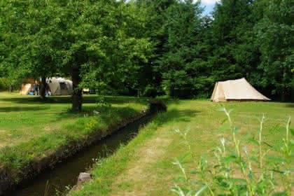 aire naturelle camping du moulin - Wihr au Val - Vallée de Munster