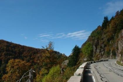 Le Col de la Schlucht - Alsace
