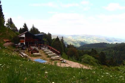 Auberge du Schallern au Gaschney - Vallée de Munster