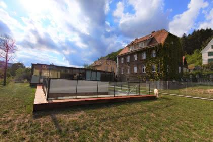 Maison du docteur Albert Schweitzer - Gunsbach - Alsace