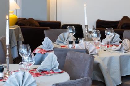 Restaurant de l'Hôtel de l'Ange à Guebwiller